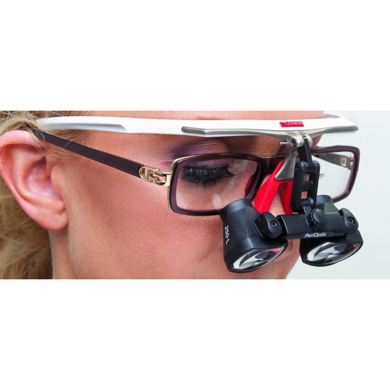Perioptix Air X Panoramic Flip Up Loupes 2 5x 3 0x 3 5x