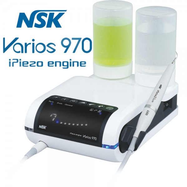 NSK Varios 970 Lux Ultrasonic Scaler System LED light