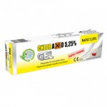 Chloraxid 5.25%  GEL for root canals rinsing