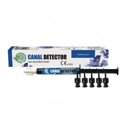 Canal Detector syringe with 5 applicators