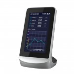 Laser Air Quality Monitor with WiFi