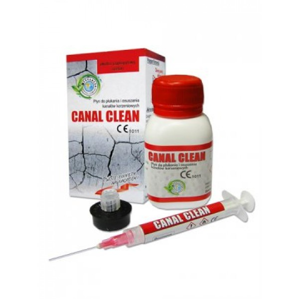 Canal Clean 45ml bottle with applicator