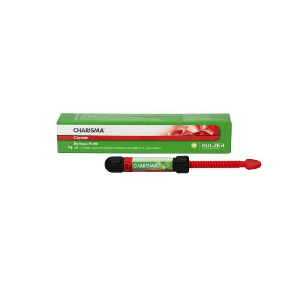 Charisma Classic Heraeus Kulzer syringe 4g: A1-A2-A3-A3.5