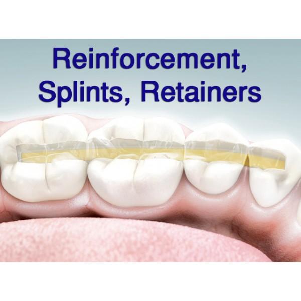 Dentapreg SFU Ideal for Reinforcement, Splinting, Retainers 6cm
