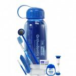 Dr Fresh Orthodontic Premium Travel Bottle Kit