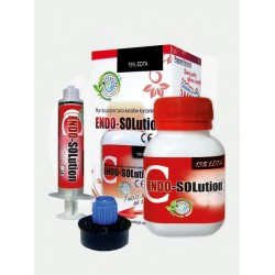 Endo Solution EDTA 5 x 120ml + 5 dispensers
