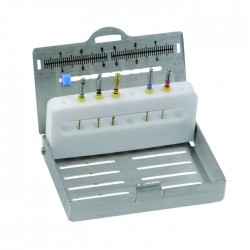 Endo Pro Holder/Box with Ruler