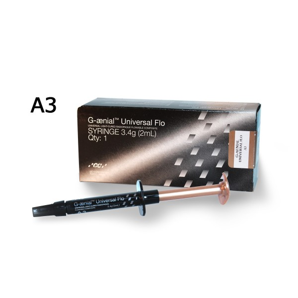 G-aenial Universal Flo - A3 syringe