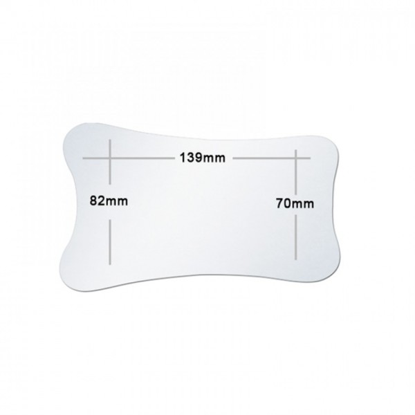 Intra-Oral Photography Mirror Occlusal Adult XL