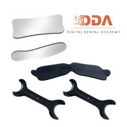 Photo Mirrors Kit - DDA recommended