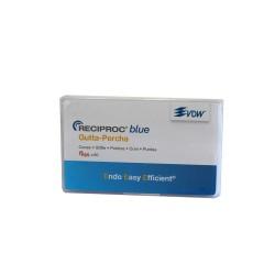 VDW Reciproc Blue Gutta-Percha R25