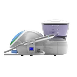 Ultrasonic Scaler LED with water bottles, scaling and Endo tips