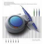 EMS compatible Ultrasonic Scaler LED Detachable Aluminum alloy handpiece & 6 tips