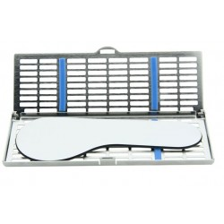 Photo mirrors sterilisation and storage cassette solo