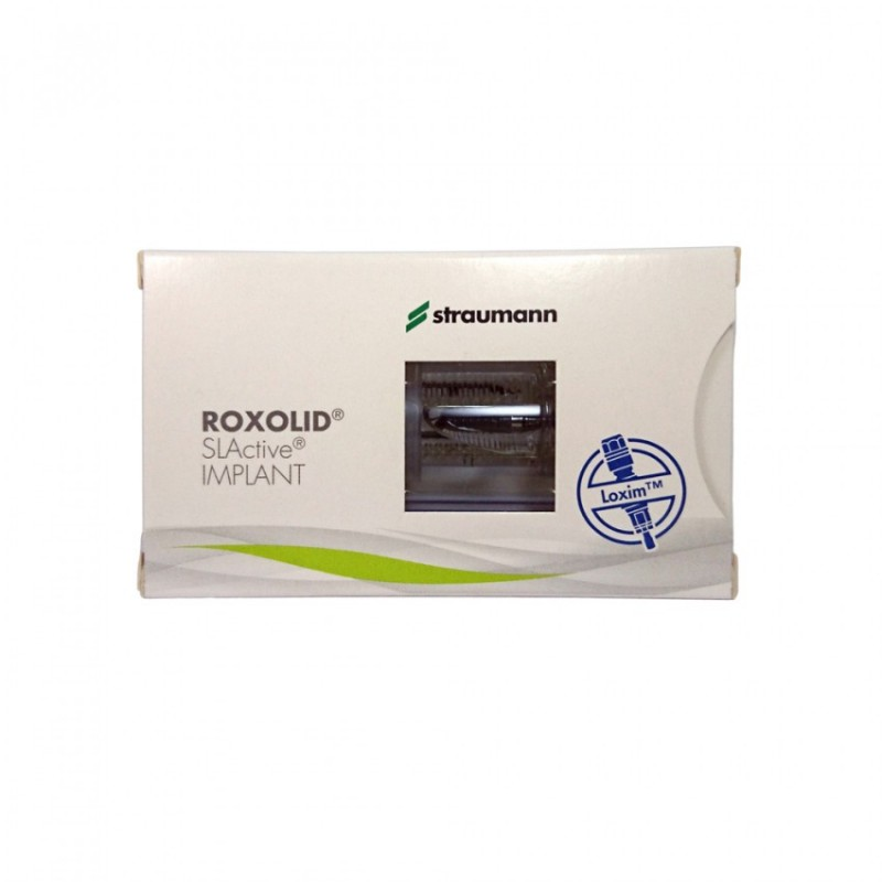 straumann roxolid sp  u00d84 8 mm rn slactive implant