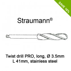 Straumann Twist Drill PRO, long, Ø3.5mm, L41