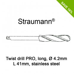Straumann Twist Drill PRO, long, Ø4.2mm, L41