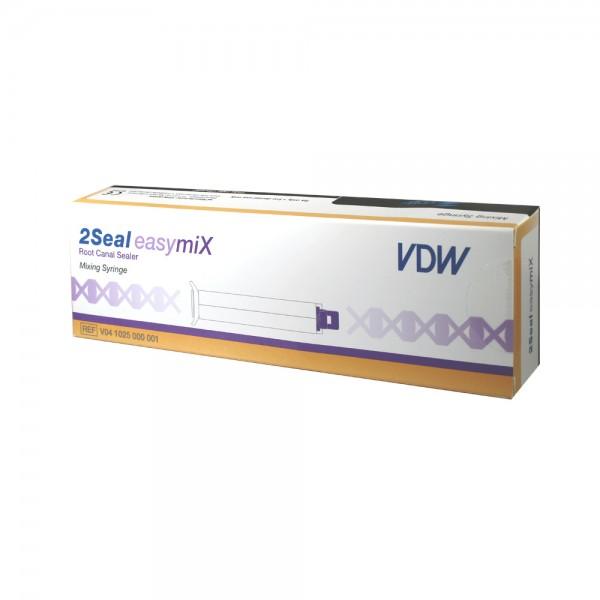 VDW 2Seal easymiX Mixing Syringes 2 x 15g