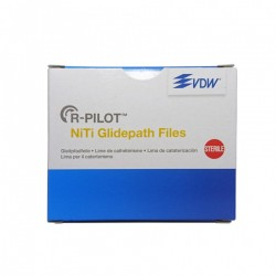 VDW R-PILOT files 25mm Qty 6